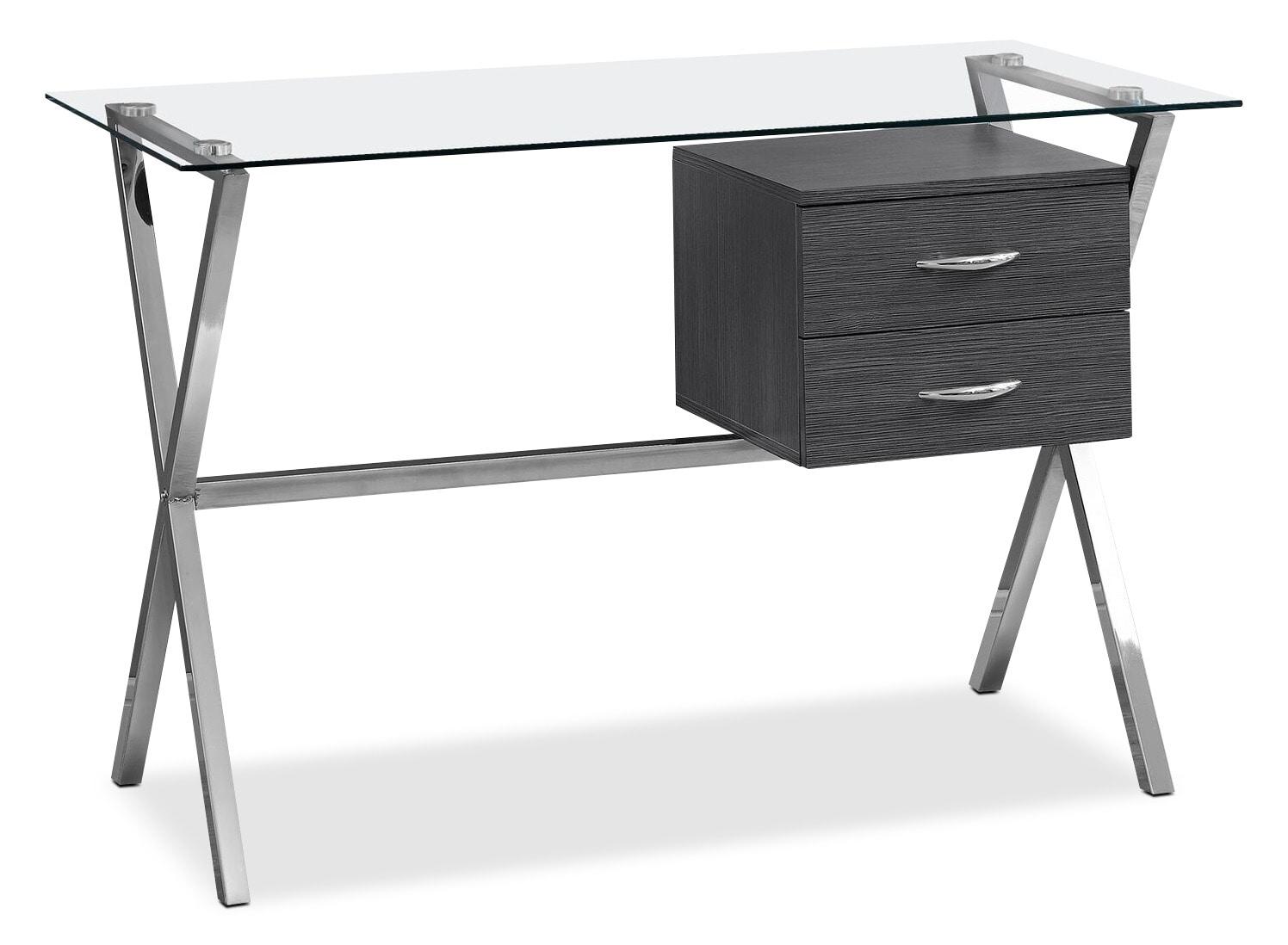 Alexis Desk - Grey