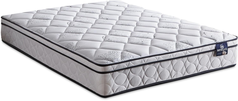Serta Sertapedic® Support Firm Euro-Top Queen Mattress