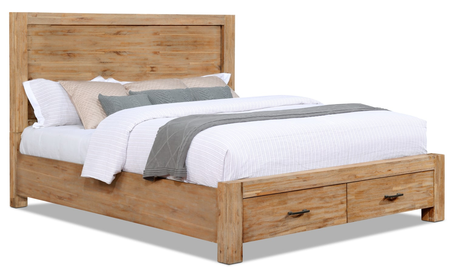 Acadia King Storage Bed