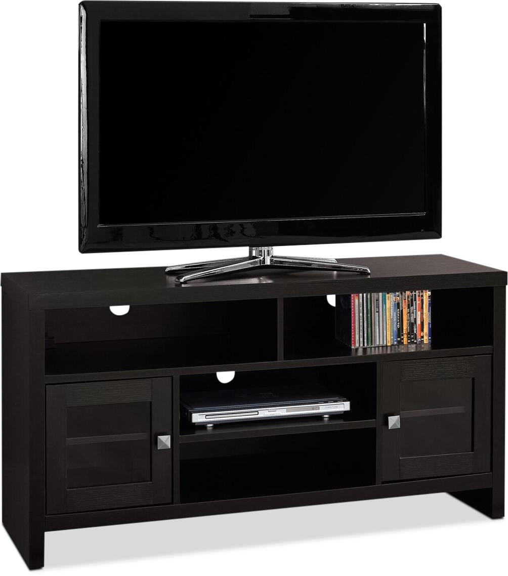 Entertainment Furniture - Gannon TV Stand - Cappuccino