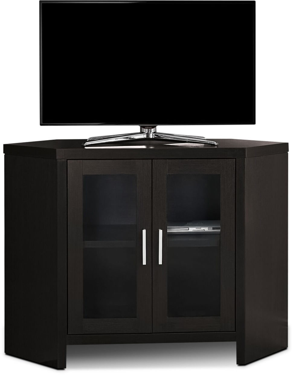 Entertainment Furniture - Sebastian TV Stand - Cappuccino
