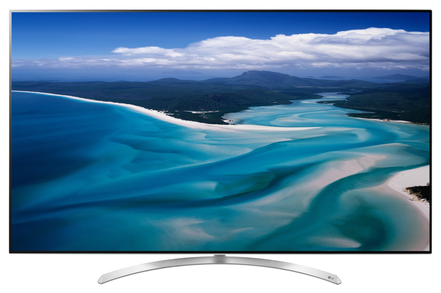 "LG 65"" SJ9500 4K Super UHD Smart Television with Nano Cell™ Display"
