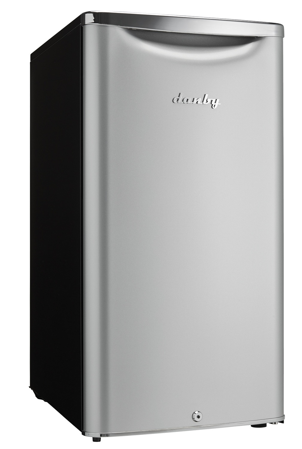 Refrigerators and Freezers - Danby Silver Compact Refrigerator (3.3 Cu. Ft.) - DAR033A6DDB
