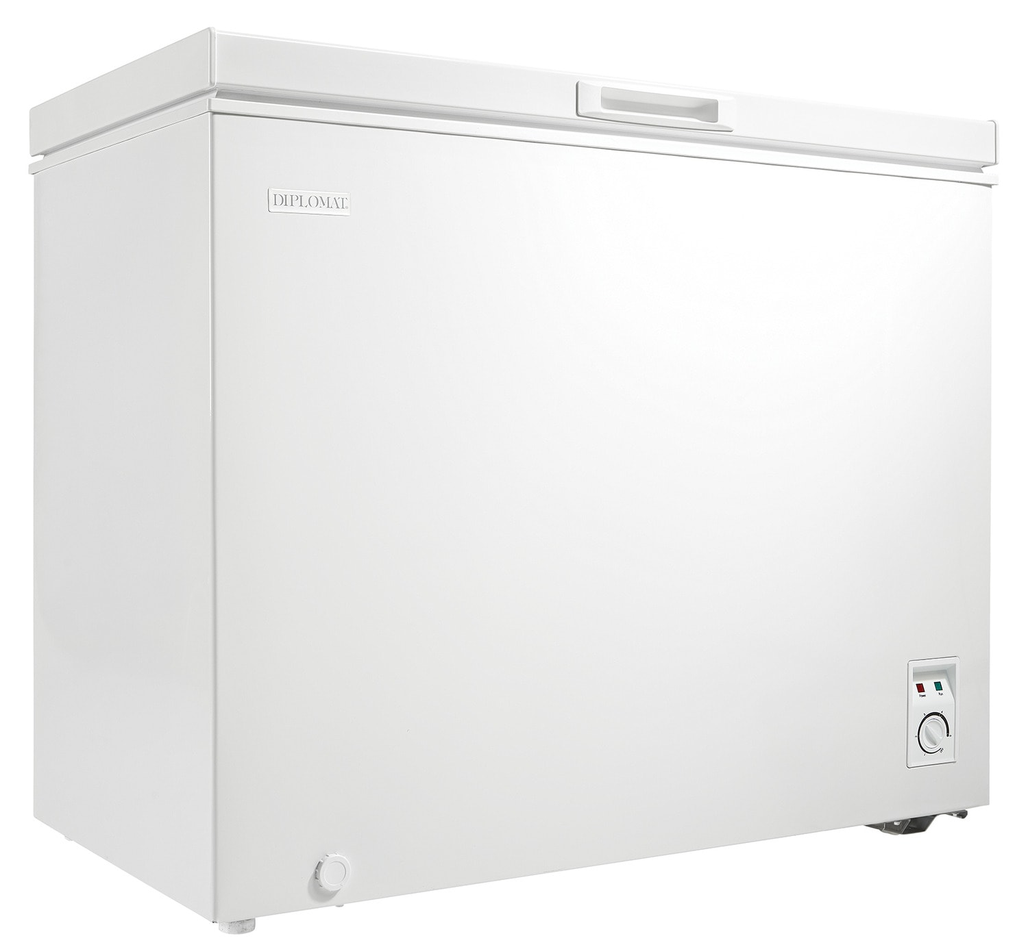 Refrigerators and Freezers - Danby White Chest Freezer (7 Cu. Ft.) - DCFM070C1WM
