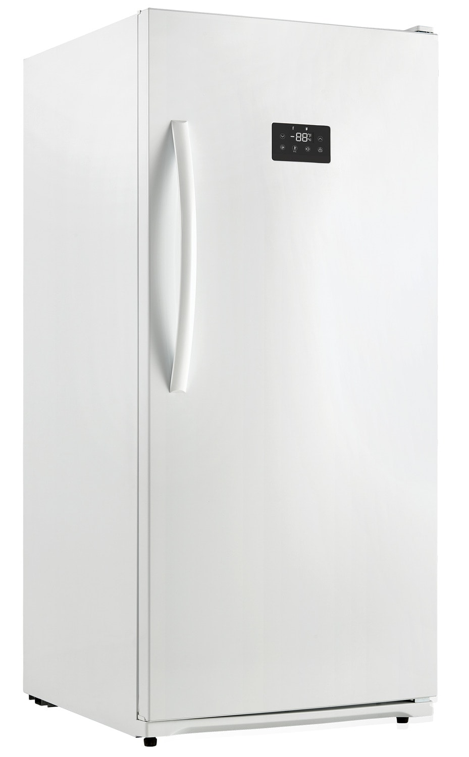Refrigerators and Freezers - Danby White Upright Freezer (13.8 Cu. Ft.) - DUF138E1WDD