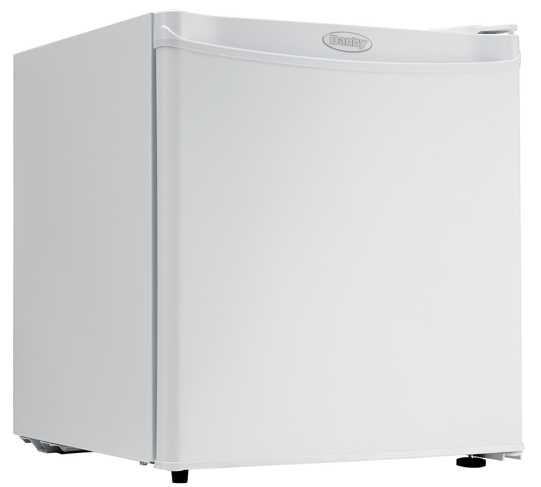 Danby White Compact Refrigerator (1.6 Cu. Ft.) - DCR016A3WDB
