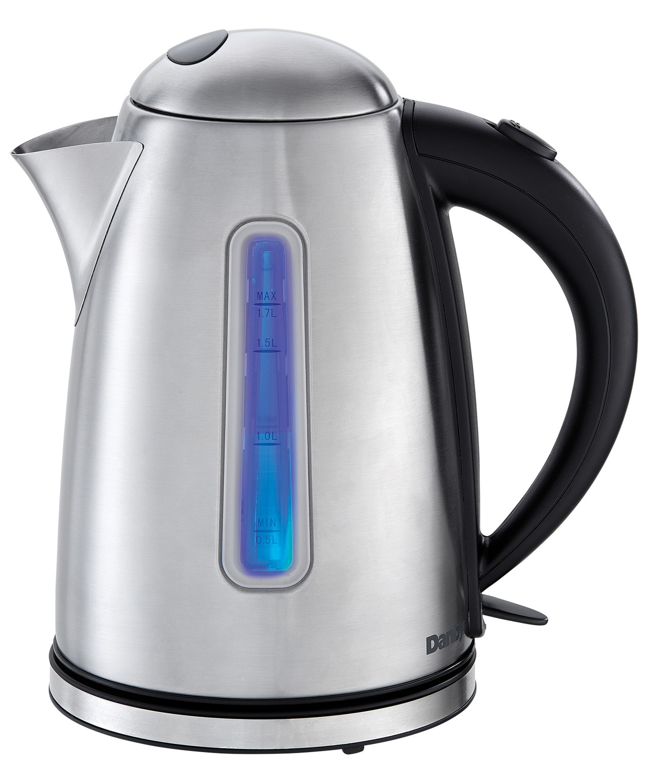 Cooking Products - Danby Stainless Steel Electric Kettle (1.7 L) - DKT17C2SSDB