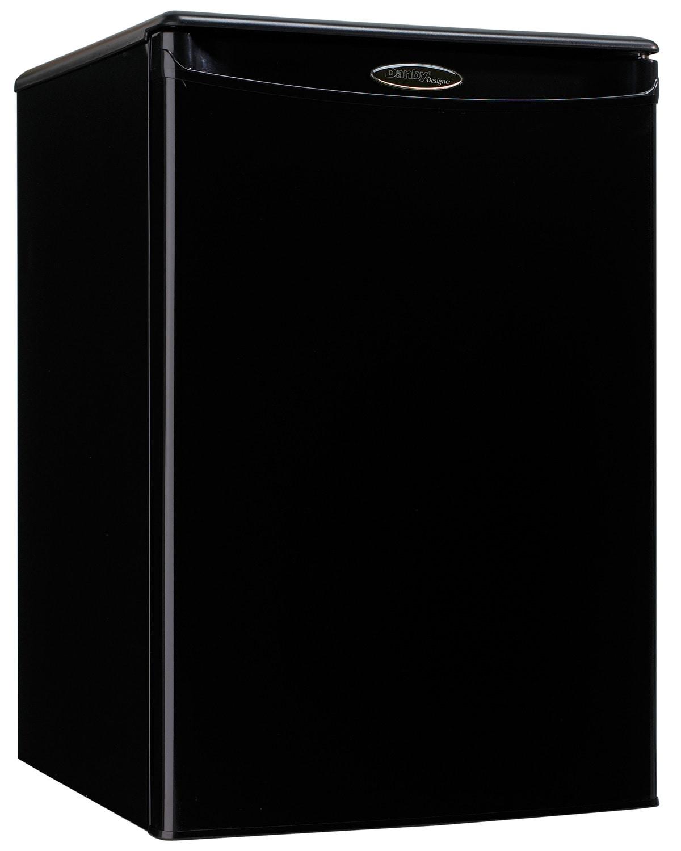 Refrigerators and Freezers - Danby Black Compact Refrigerator (2.6 Cu. Ft.) - DAR026A1BDD