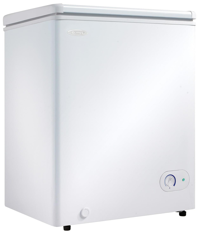 Danby White Chest Freezer (3.8 Cu. Ft.) - DCF038A1WDB
