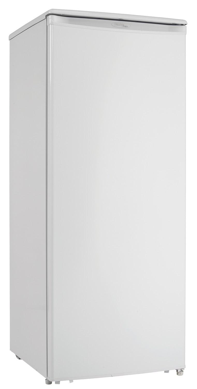 Danby White Upright Freezer (10.1 Cu. Ft.) - DUFM101A1WDD1