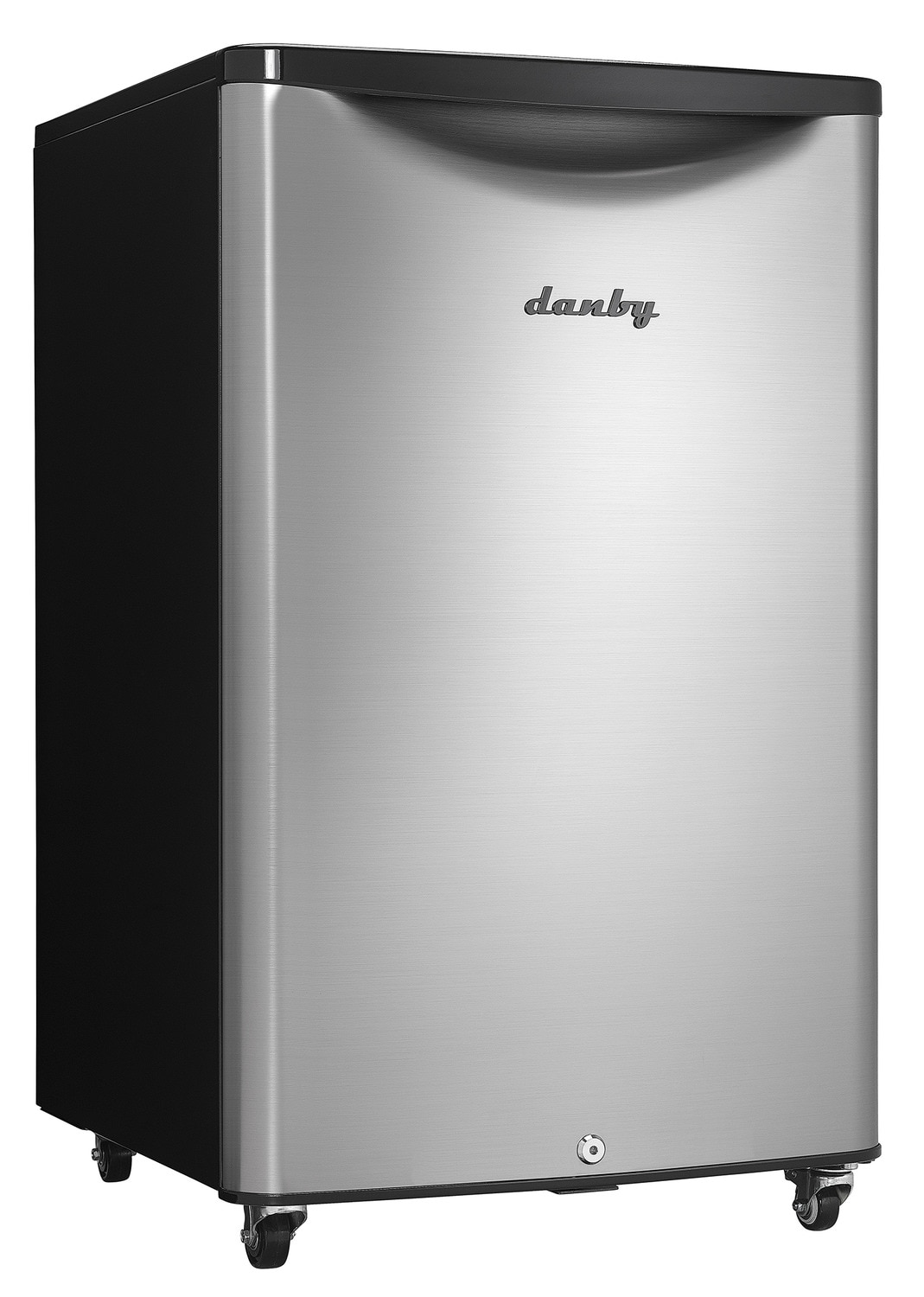 Danby Stainless Steel Outdoor Compact Refrigerator 4 4 Cu Ft Dar033a1bsldbo Leon 39 S