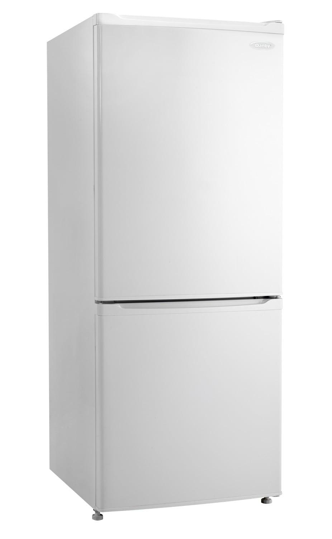 Danby White Bottom-Mount Refrigerator (9.2 Cu. Ft.) - DFF092C1WDB