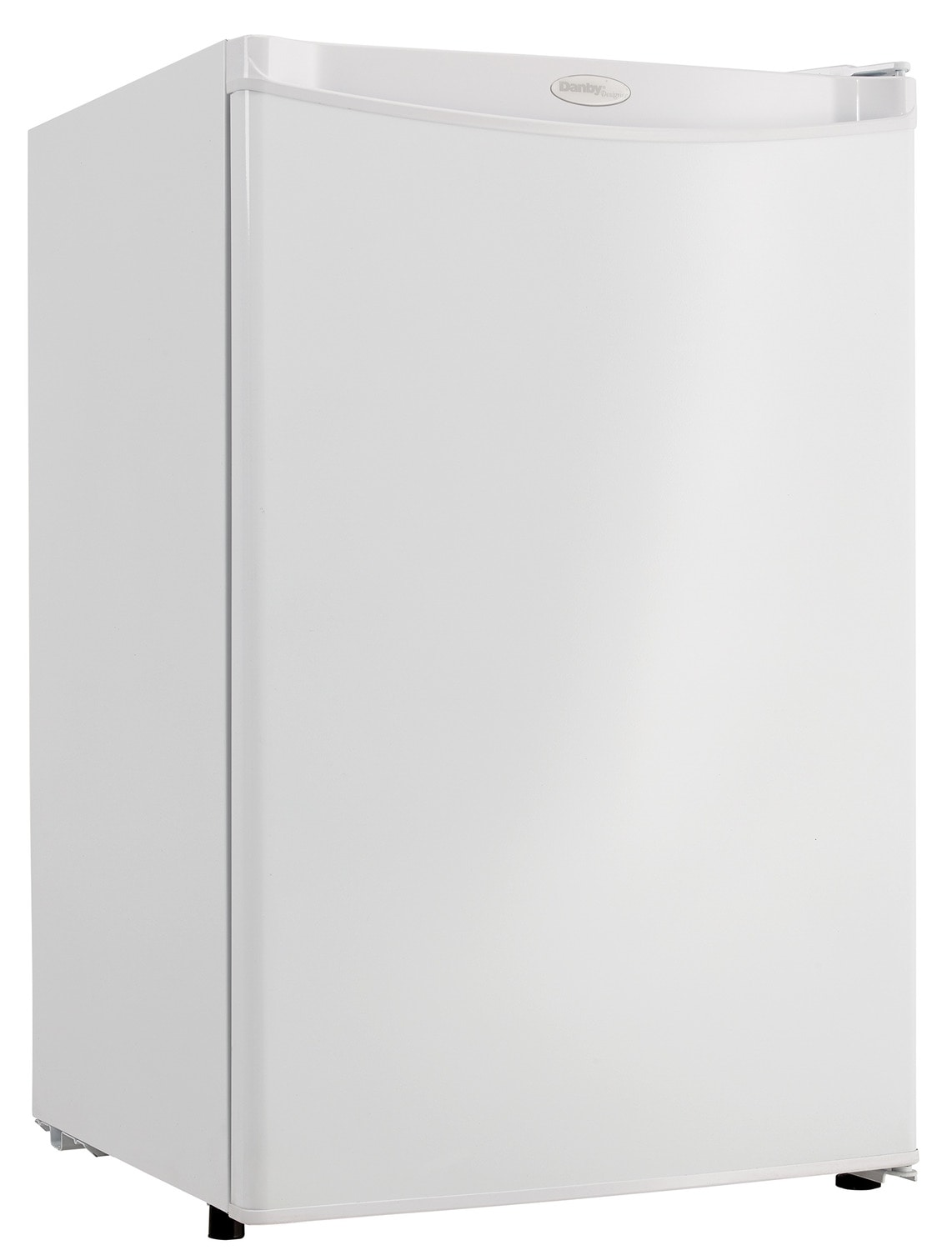 Refrigerators and Freezers - Danby White Compact Refrigerator (4.4 Cu. Ft.) - DAR044A4WDD