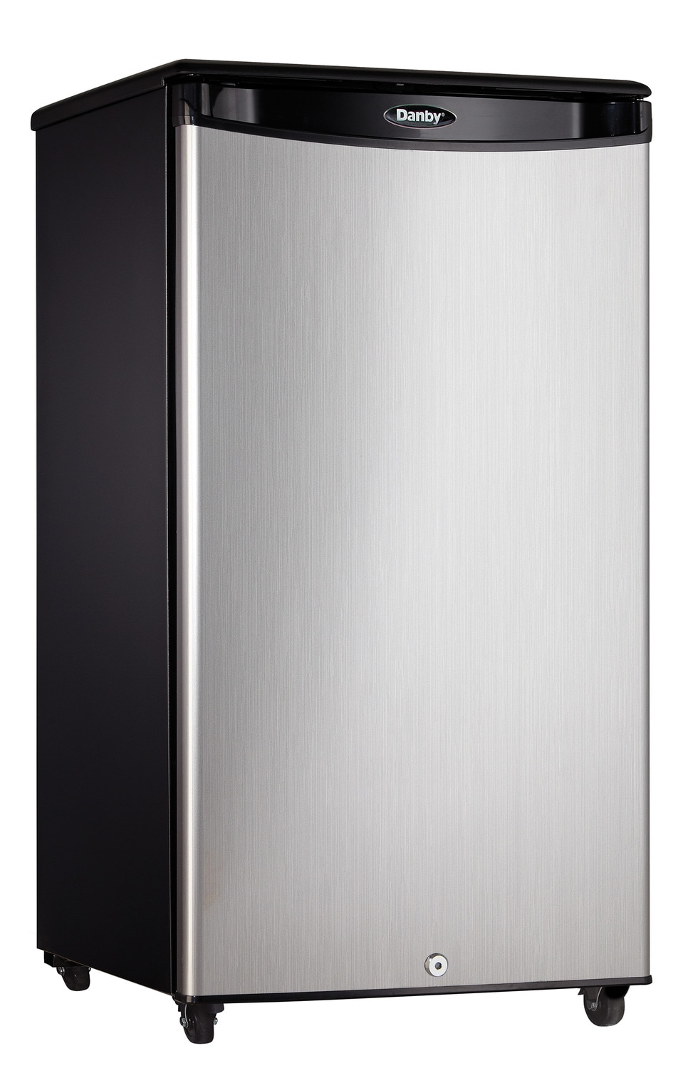Refrigerators and Freezers - Danby Stainless Steel Outdoor Compact Refrigerator (3.3 Cu. Ft.) - DAR033A1BSLDBO