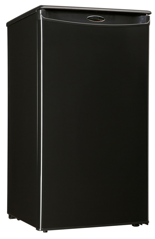 Refrigerators and Freezers - Danby Black Compact Refrigerator (3.3 Cu. Ft.) - DAR033A1BDD