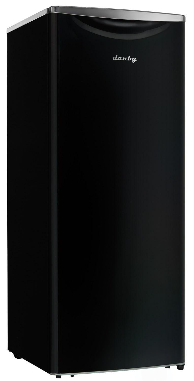 Danby Black All-Refrigerator (11 Cu. Ft.) - DAR110A2MDB