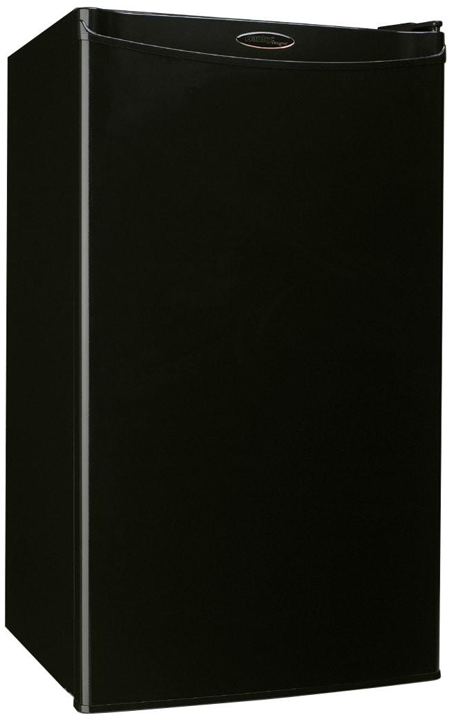 Refrigerators and Freezers - Danby Black Compact Refrigerator (3.2 Cu. Ft.) - DCR032A2BDD