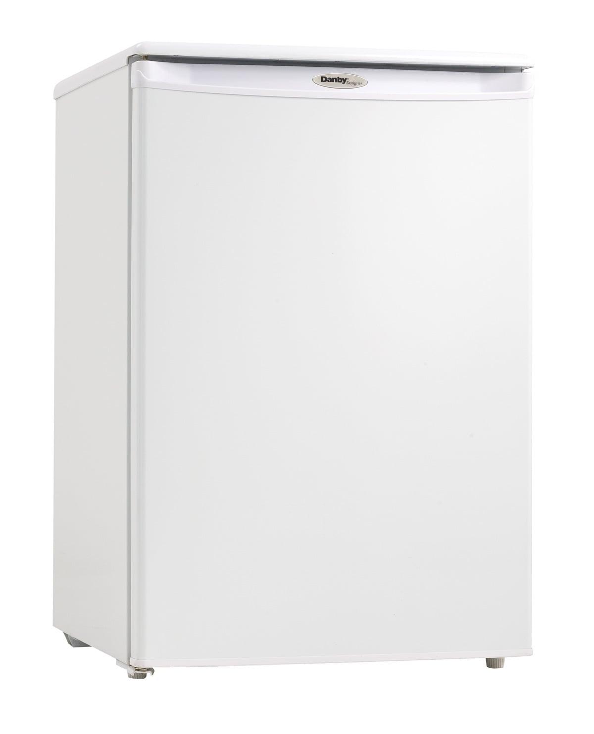 Danby White Upright Freezer (4.3 Cu. Ft.) - DUFM043A1WDD