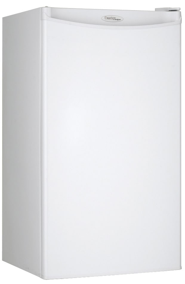 Refrigerators and Freezers - Danby White Compact Refrigerator (3.2 Cu. Ft.) - DCR032A2WDD