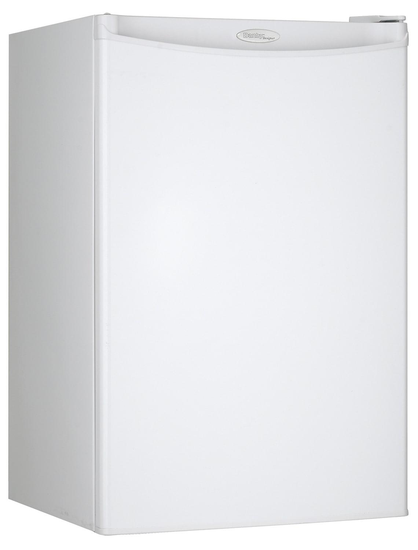 Danby White Compact Refrigerator (4.4 Cu. Ft.) - DCR044A2WDD