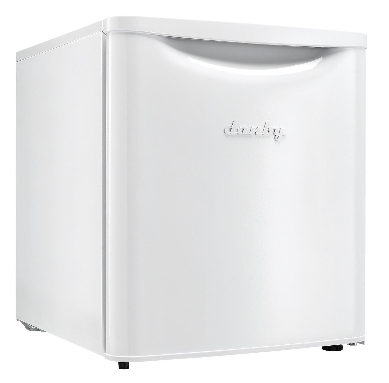 Refrigerators and Freezers - Danby White Compact Refrigerator (1.7 Cu. Ft.) - DAR017A3WDB