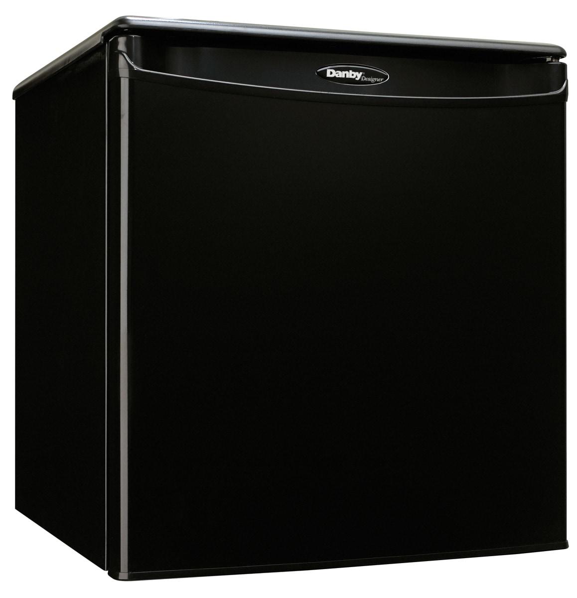 Danby Black Compact Refrigerator (1.7 Cu. Ft.) - DAR017A2BDD