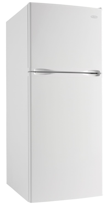 Danby White Top-Freezer Refrigerator (12.3 Cu. Ft.) - DFF123C1WDB
