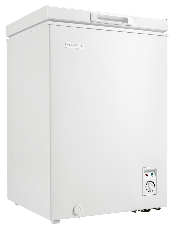 Danby White Chest Freezer (3.6 Cu. Ft.) - DCFM036C1WM
