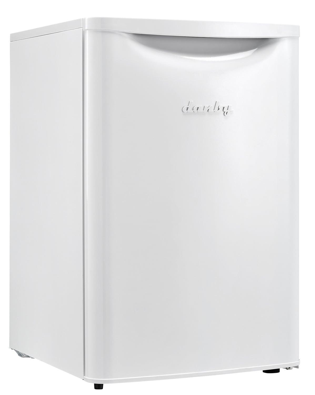 Danby White Compact Refrigerator (2.6 Cu. Ft.) - DAR026A2WDB