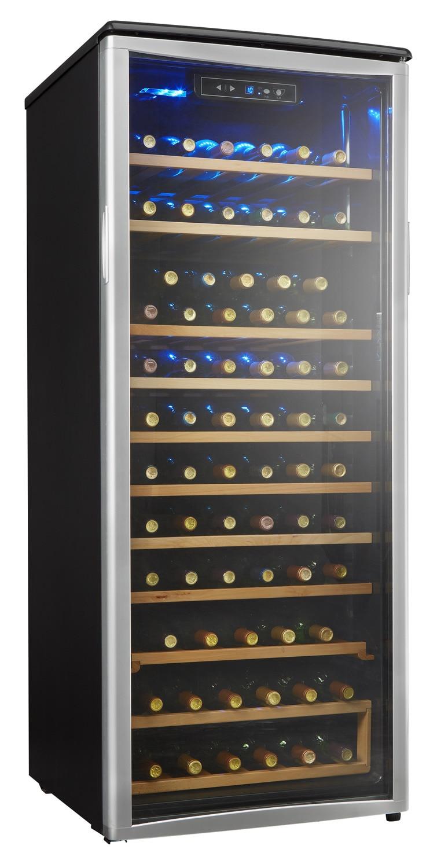 Danby Platinum Wine Cooler (10.6 Cu. Ft.) - DWC106A1BPDD