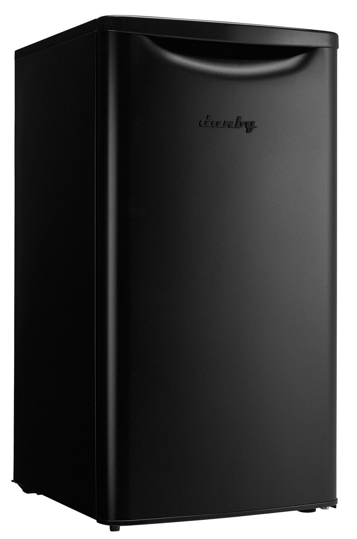Danby Black Compact Refrigerator (3.3 Cu. Ft.) - DAR033A6BDB