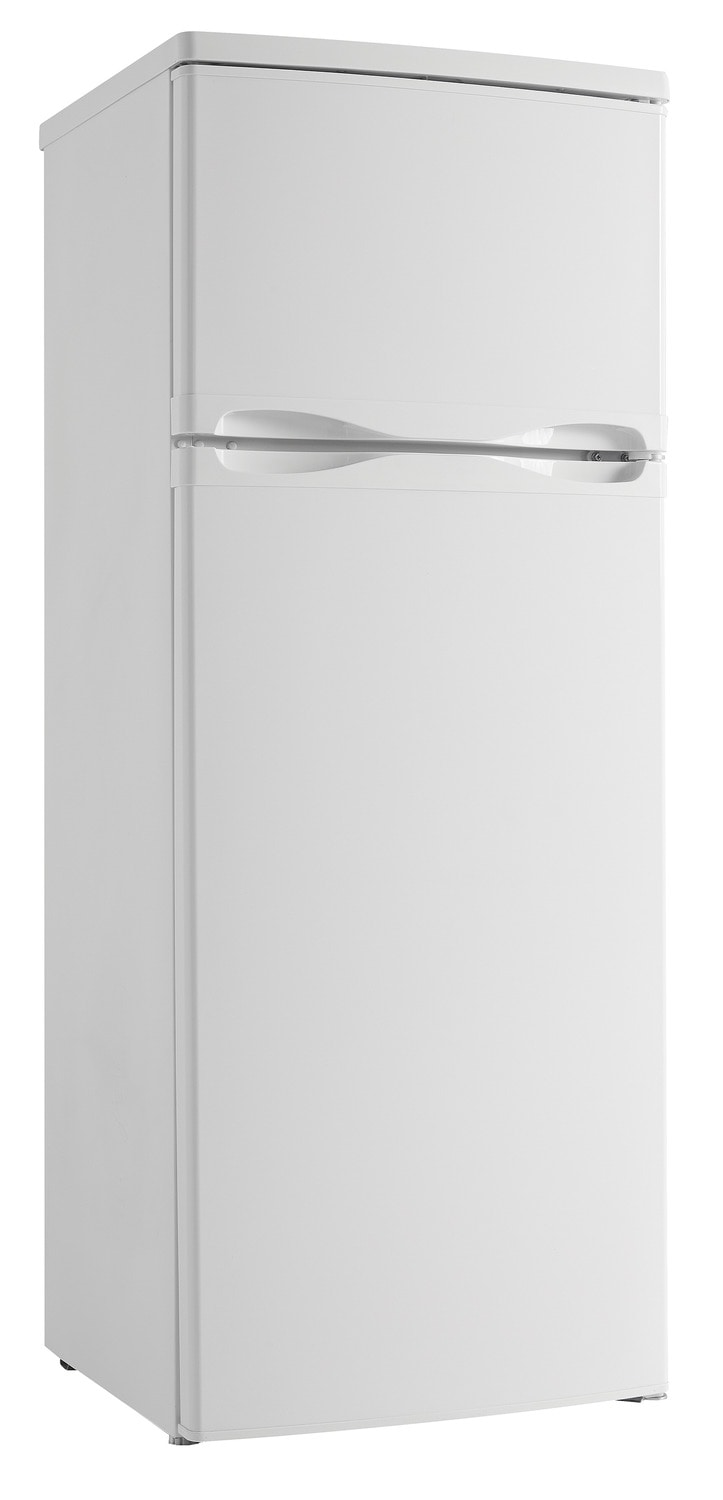 Danby White Top-Freezer Refrigerator (7.3 Cu. Ft.) - DPF073C1WDB