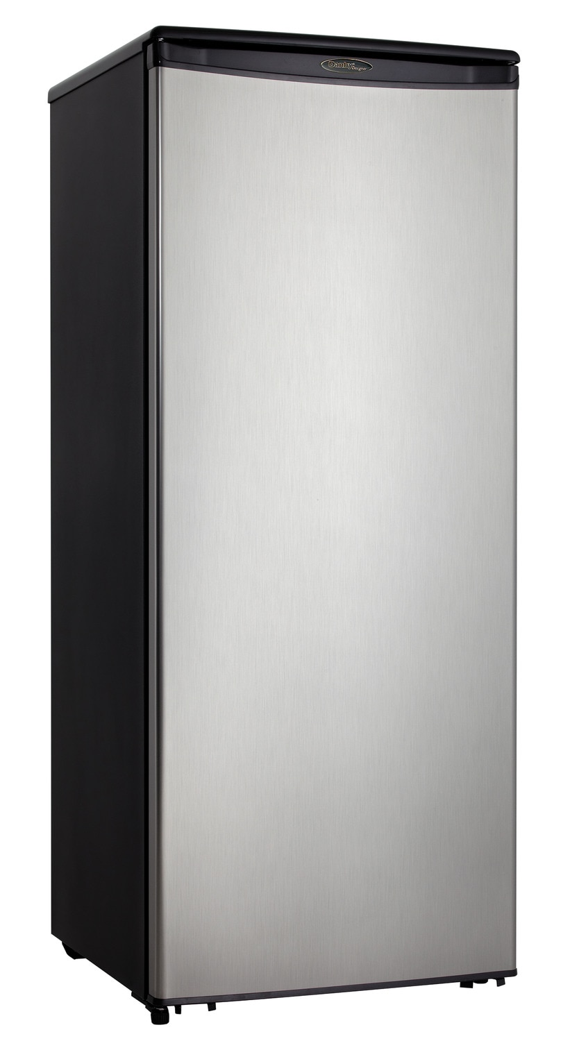 Refrigerators and Freezers - Danby Black All-Refrigerator (11 Cu. Ft.) - DAR110A1BSLDD