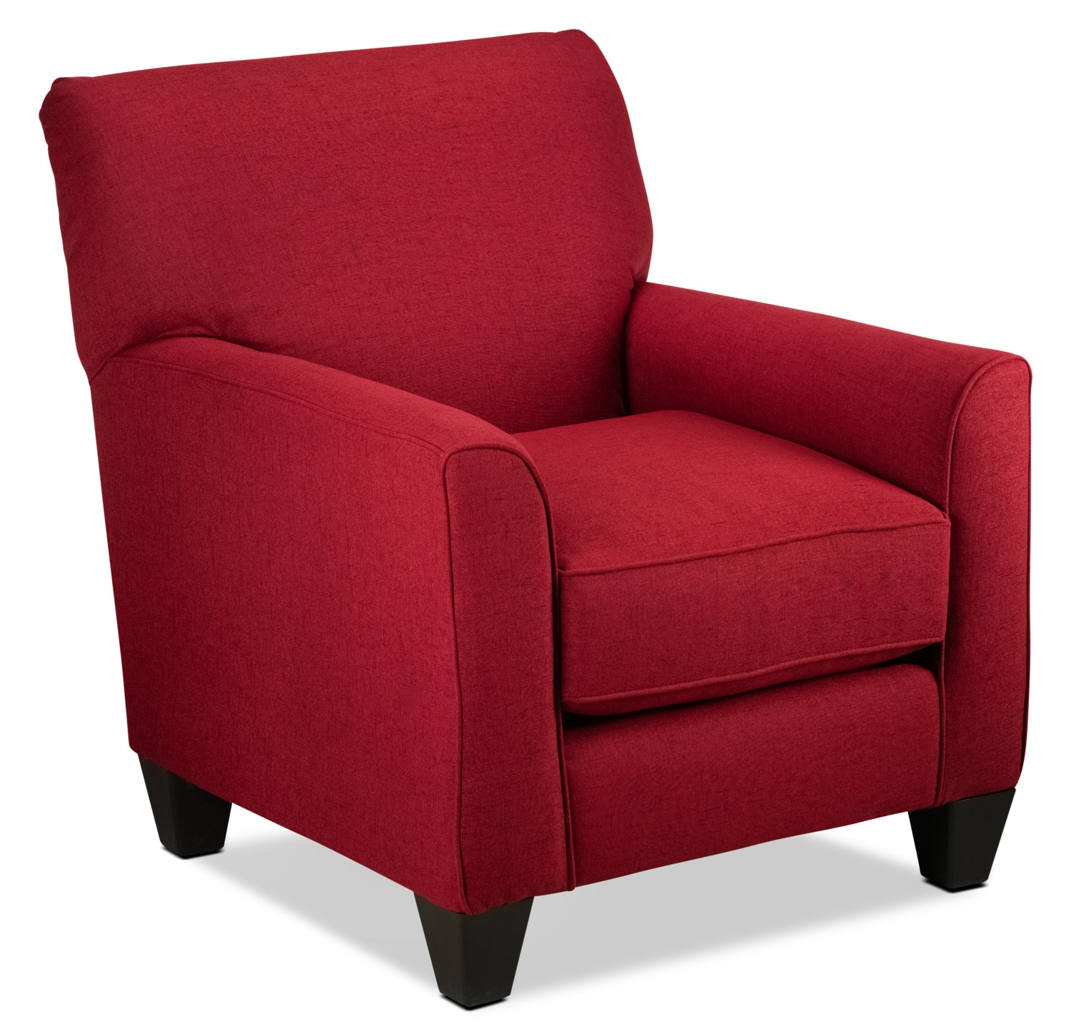 Halifax Accent Chair - Red