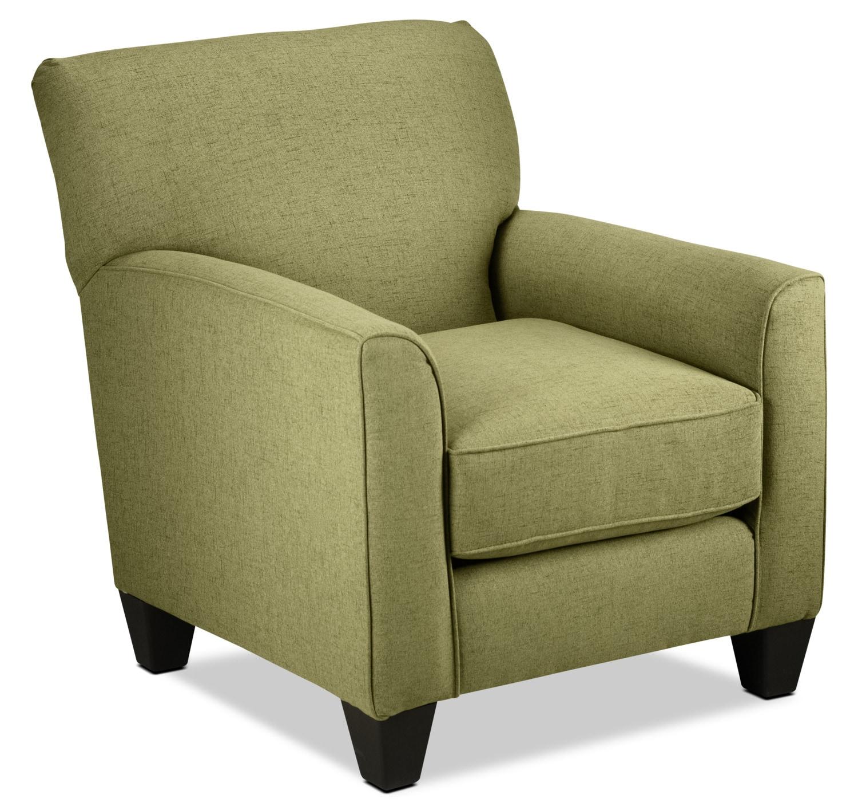 Halifax Accent Chair - Kiwi