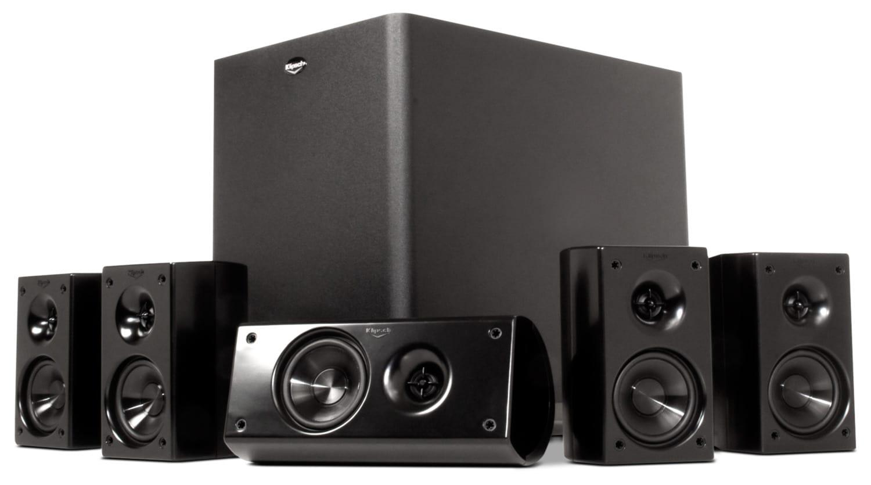 Sound Systems - Klipsch Home Theatre System - HDT300