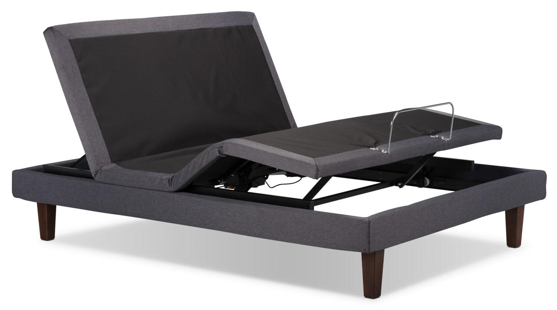 Mattresses and Bedding - Reflexion™ Tuxedo Twin XL Adjustable Base