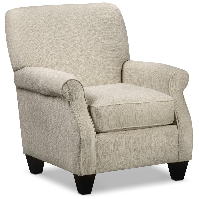 Perth Accent Chair - Cream