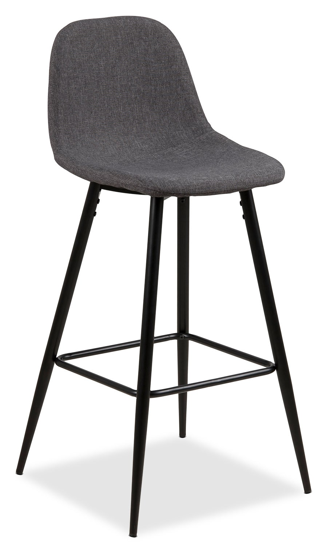 Wilma Bar-Height Chair – Grey