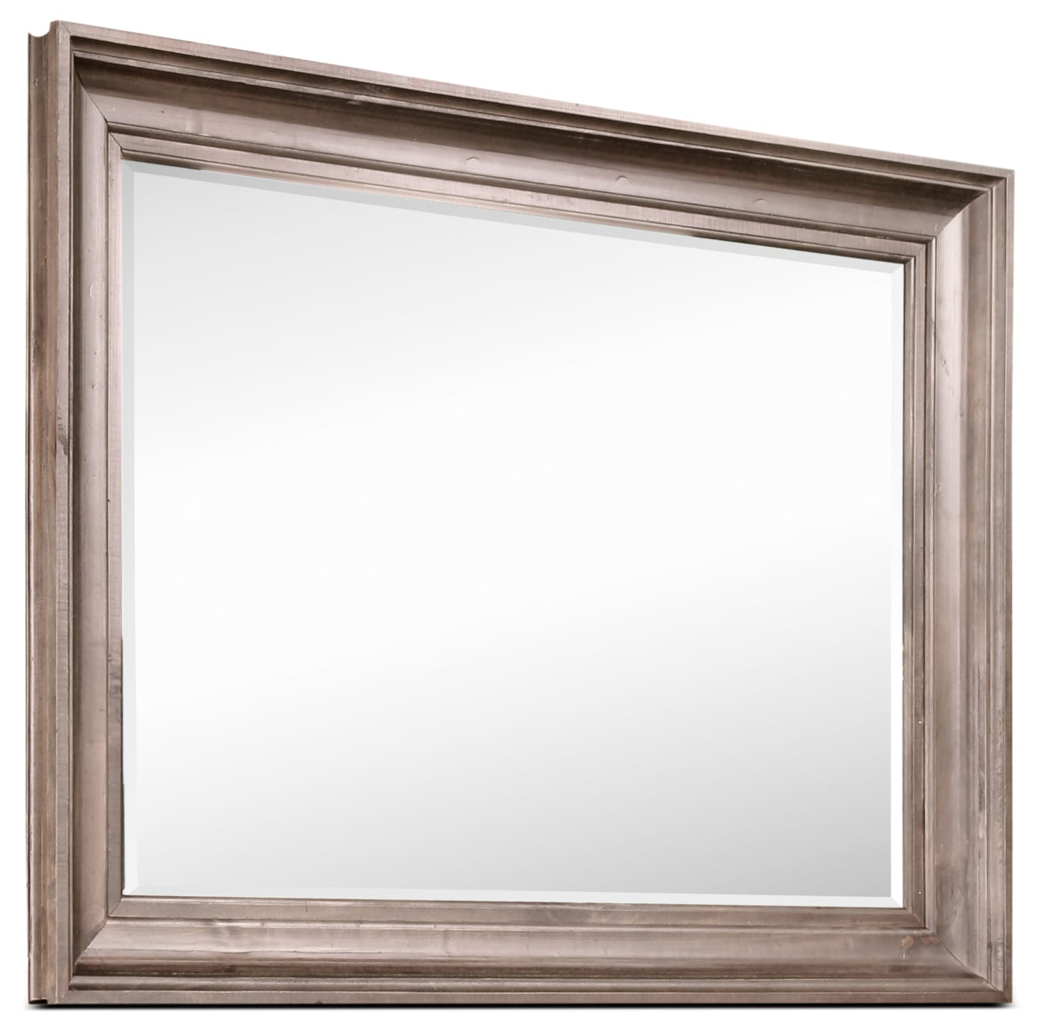 Bedroom Furniture - Calistoga Mirror – Dovetail Grey