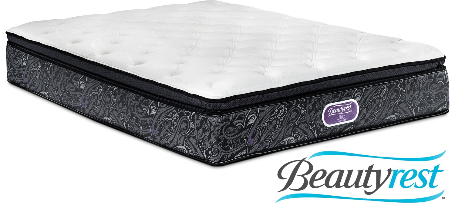 Simmons Beautyrest Ultra Allison Cushion Firm Twin Mattress