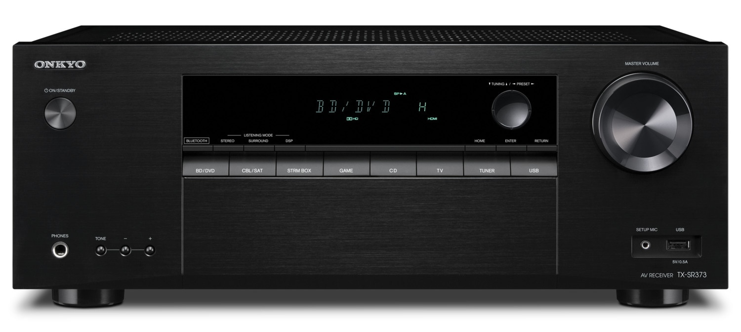 Sound Systems - Onkyo 5.2 Channel Receiver