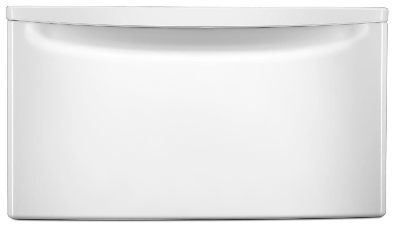 "Whirlpool White 15"" Laundry Pedestal - XHPW155DW"