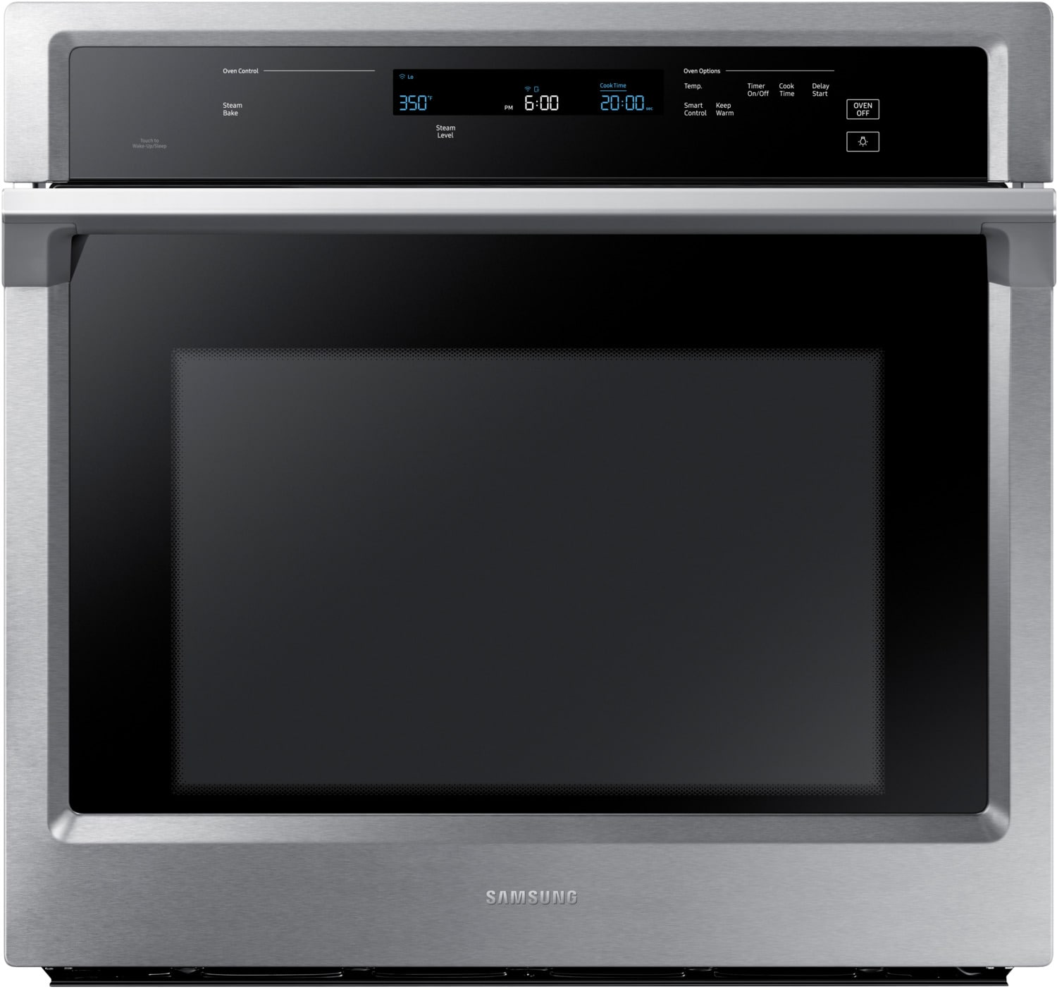Samsung Stainless Steel Convection Wall Oven (5.1 Cu. Ft.) - NV51K6650SS/AA