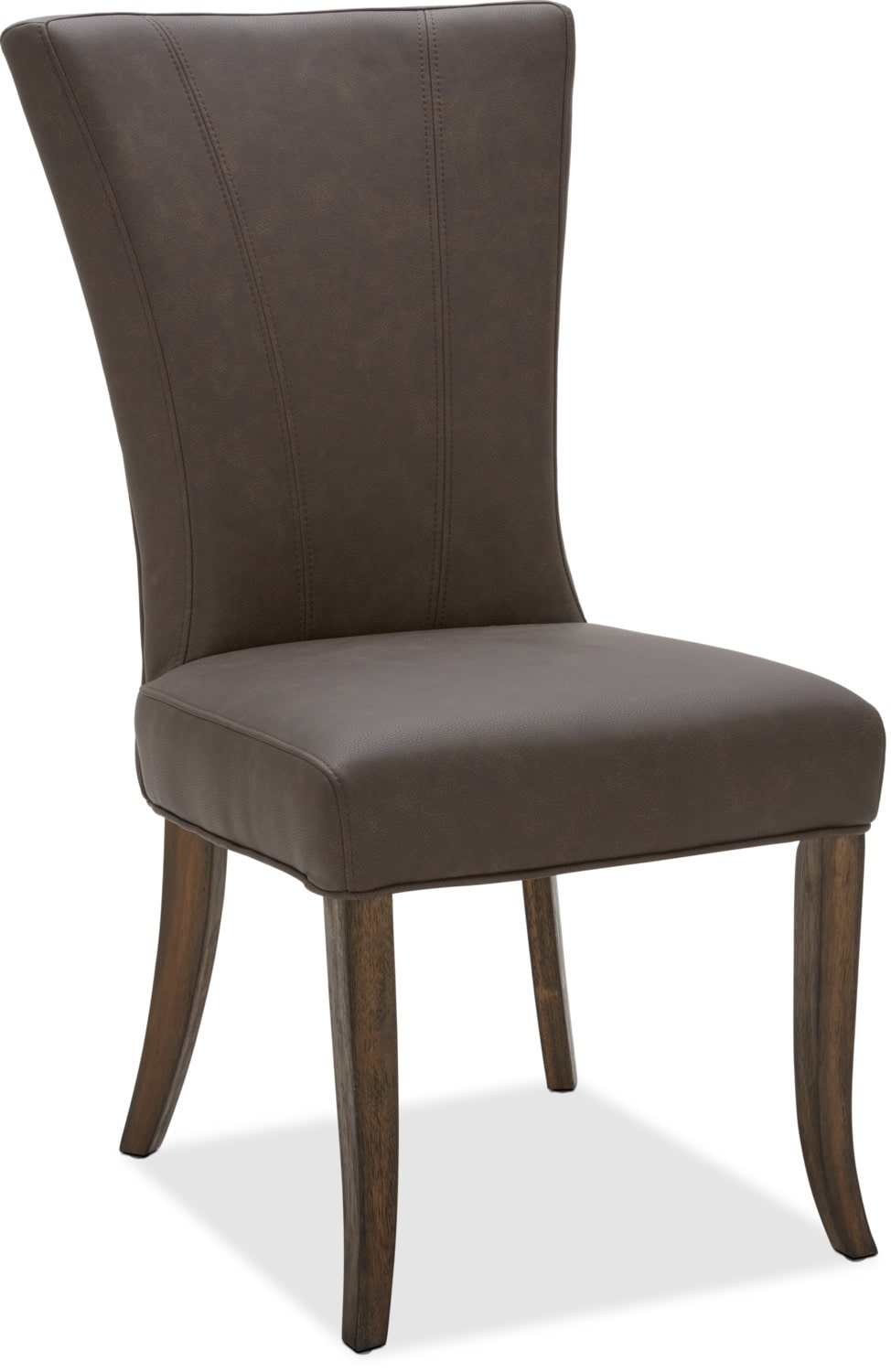 Bree Dining Chair – Brown