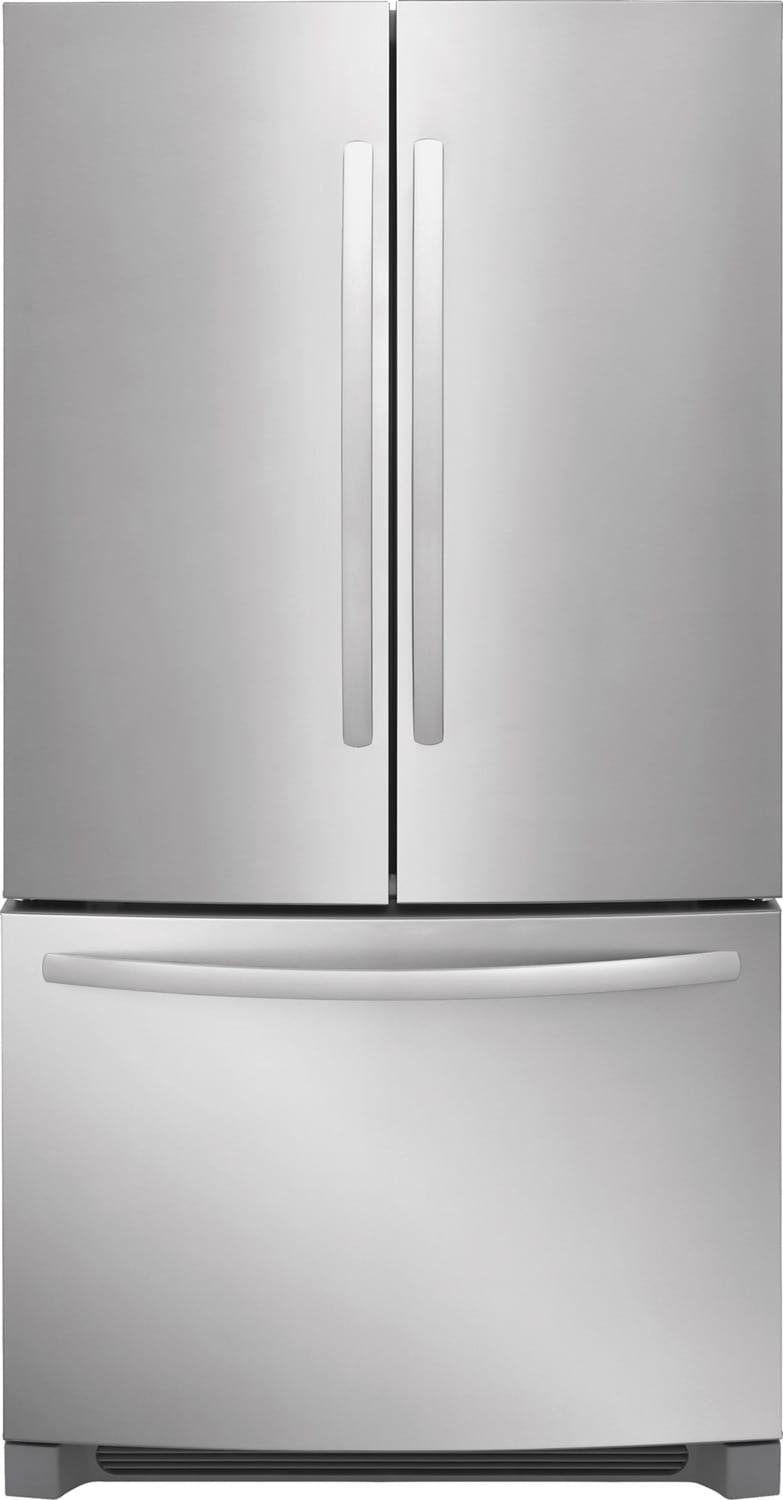 Frigidaire Stainless Steel French Door Refrigerator (27.6 Cu. Ft.)  - FFHN2750TS