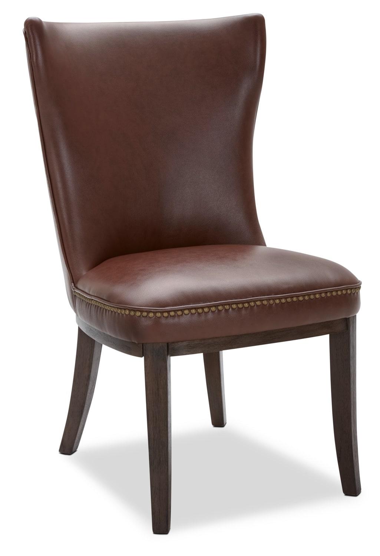 Ava Dining Chair – Cognac