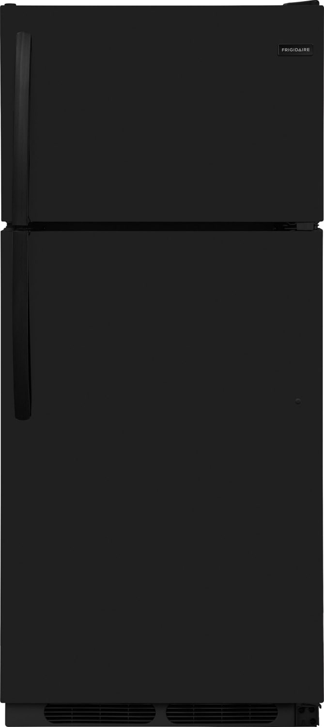 Frigidaire Black Top-Freezer Refrigerator (16 Cu. Ft.) - FFTR1621TB