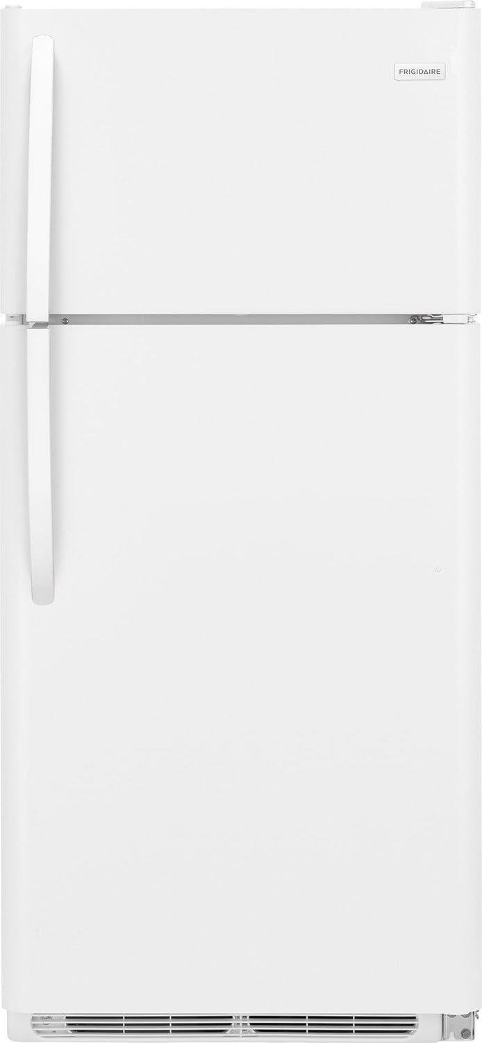 Frigidaire White Top-Freezer Refrigerator (18 Cu. Ft.) - FFTR1821TW