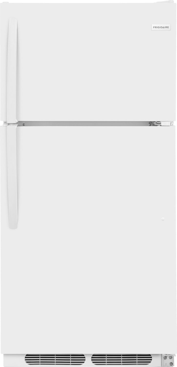 Frigidaire White Top-Freezer Refrigerator (15 Cu. Ft.) - FFTR1521TW